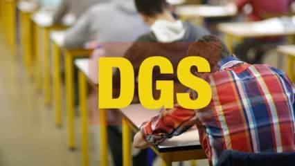 DGS ne zaman yapılacak?  2021 ÖSYM Dikey Geçiş Sınav takvimini açıkladı!