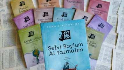 Ketebe Yayınları Yayın Yönetmeni Çalışkan: Aytmatov, insanların unutamadıkları yazardır
