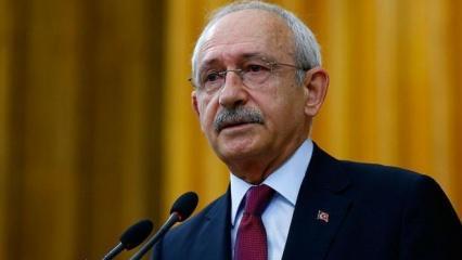 Kılıçdaroğlu'ndan, kapatılma davasında HDP'ye destek