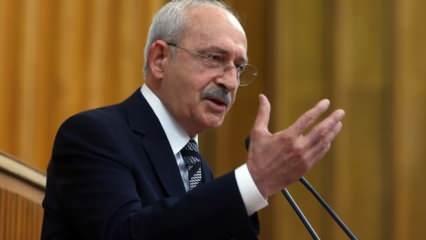 CHP lideri Kılıçdaroğlu'ndan Kurban Bayramı mesajı