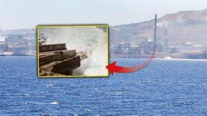 Bakanlık affetmedi! Marmara Denizi'ni kirleten tesise kilit vuruldu