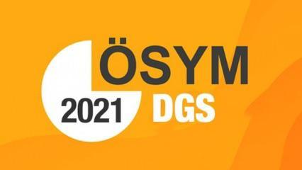 2021 DGS geç başvuru ücreti ne kadar? ÖSYM e-Ödemeler Para Yatırma! DGS geç başvurular başladı!