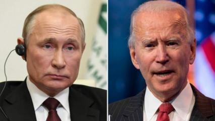 Putin: Biden'ın bana katil demesine alınmadım