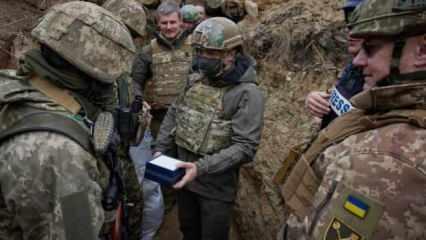 Rus askerleriyle ilgili Zelenskiy'den flaş açıklama