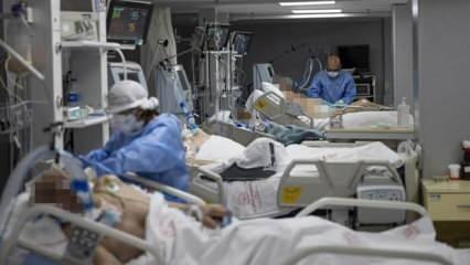 Son dakika: 13 Haziran koronavirüs tablosu! Vaka, Hasta, ölü sayısı ve son durum açıklandı