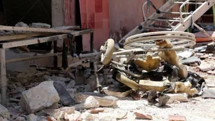 Son dakika: ABD'den Afrin'deki 'barbar' saldırıya kınama!