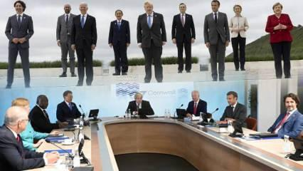 Çin'den G7 ülkelerine sert tepki: O günler geride kaldı