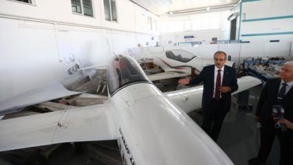 THK tarafından üretilen yerli sivil uçak alıcı bekliyor