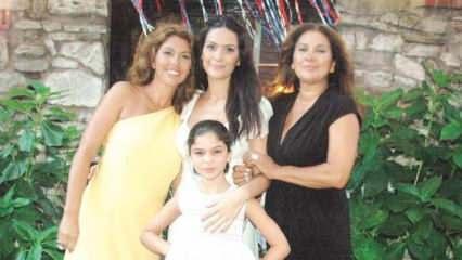 Zeynep Korel'in annesi Hülya Darcan ile kardeşi Bergüzar Korel'e açtığı dava düştü