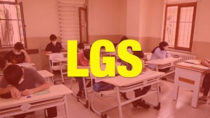 LGS sonuçları ne zaman açıklanacak? Milli Eğitim Bakanlığı merkezi sınav sonuçları tarihini açıkladı!