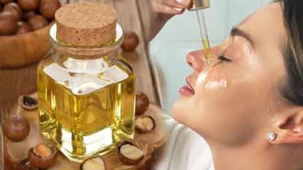Fındık yağının faydaları nelerdir? Fındık yağı cilde nasıl uygulanır?