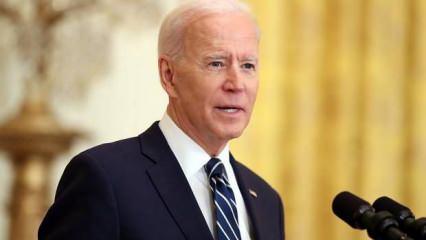 ABD Başkanı Biden'dan İsrail'in yeni Başbakanı Bennett'a tebrik telefonu
