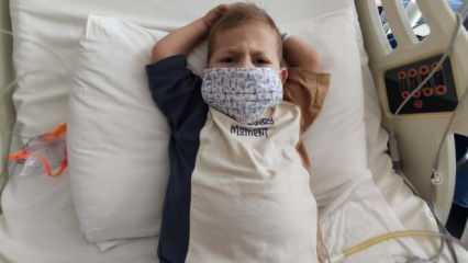 Bursa'da 6 aylık bebeğin böbreği 6 yaşındaki çocuğu hayata bağladı!