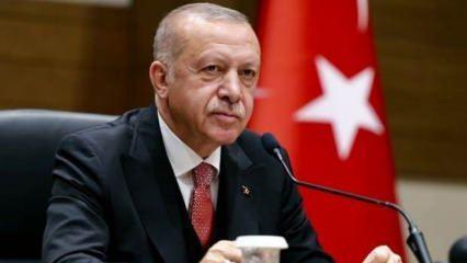 Cumhurbaşkanı Erdoğan'dan İran Cumhurbaşkanı seçilen İbrahim Reisi'ye tebrik