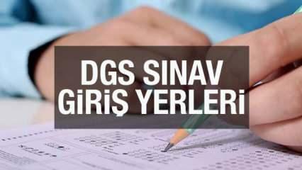 DGS sınav yerleri için ÖSYM takvimi paylaştı! 2021 DGS sınav giriş belgesi ne zaman açıklanacak?