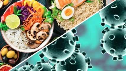 Diyet listeleri koronavirüs riskini artıyor mu? İşte yanıtı: