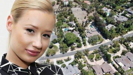 Dünyaca ünlü rapçi Iggy Azalea'den şoke eden sözler: Komşumla uğraşmak yeni hobim olacak
