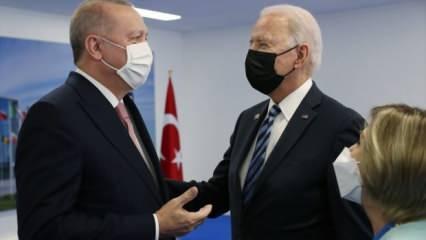 Erdoğan-Biden görüşmesi sonrası James Jeffrey'den çarpıcı S-400 açıklaması!