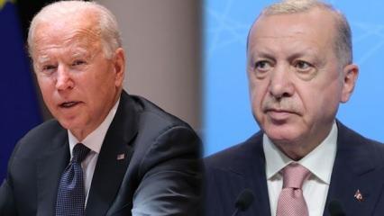 Erdoğan'ın Biden görüşmesi sonrası neden 'Hamdolsun' dediği açıklandı