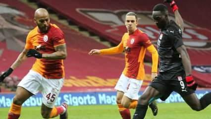 Galatasaray ve Sivasspor'un rakipleri belli oluyor!