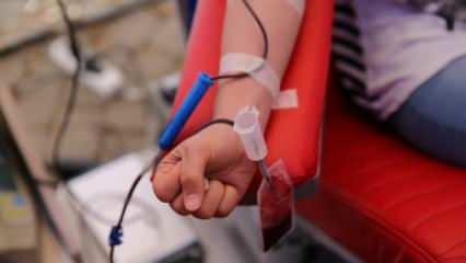 Uzmanı açıkladı: Düzenli kan bağışı kalp krizi riskini azaltıyor!