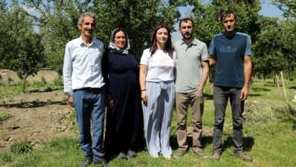 Hakkari'de bir baba arıcılıkla 3 doktor, 3 öğretmen, 2 mimar, 1 mühendis yetiştirdi!