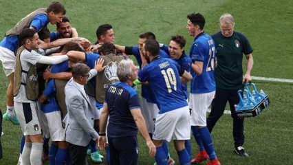 İtalya 3'te 3 yaptı! Lider çıktı