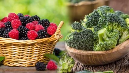 Kovid sürecinde antioksidan zengini besinler tüketin!