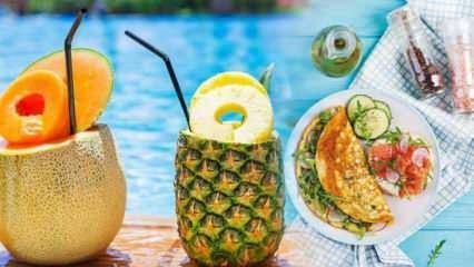 Yaz aylarında kilo almamak için nasıl beslenilmeli?