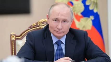 Putin: Rusya, Kovid-19 için yeni aşılar üzerinde çalışıyor