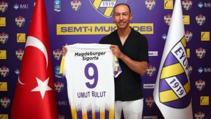Bogdan Stancu ve Umut Bulut'tan Eyüpspor'a 1+1 yıllık imza!