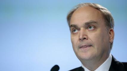Rusya'nın ABD Büyükelçisi Antonov: Tüm sorunların çözümü için yapıcı diyaloğa hazırız