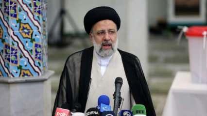 Son dakika: İran'da Cumhurbaşkanı belli oldu: İbrahim Reisi seçildi