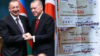 Tarihi seçimde Erdoğan ve Aliyev'e de oy çıktı