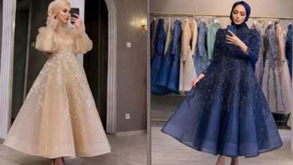2021 yılına damga vuracak nişan elbise modelleri! En şık nişan kıyafetleri neler?