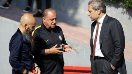 Galatasaray'da 2 ismin bileti kesildi! Sözleşmeleri feshedilecek