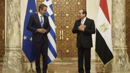 Miçotakis'ten Kahire'de Türkiye imalı mesaj: Yeni maceralar yaşanmamalı