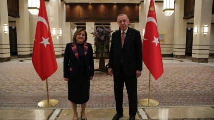 AK Partili belediye başkanları külliyede buluştu