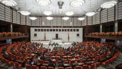 Askerlerle ilgili yeni düzenleme Meclis'te kabul edildi