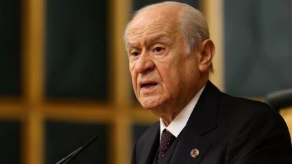 Bahçeli'den AYM'nin HDP kararına ilişkin ilk açıklama, Kılıçdaroğlu'na çağrı