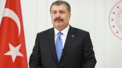 Bakan Koca, Türkiye'de kaç kişinin Delta varyantına yakalandığını açıkladı