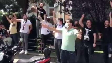 Beşiktaş taraftarı Sergen Yalçın için ayaklandı!
