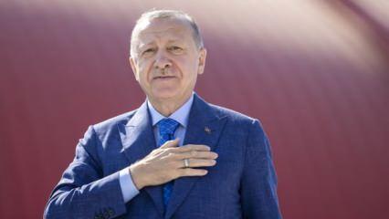 Erdoğan: Sonuç ne olursa olsun, devlet hep yanınızda olacak