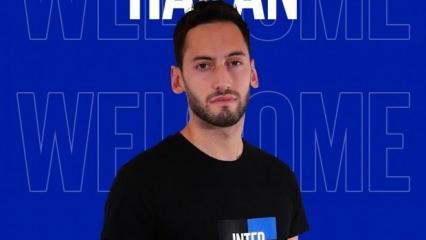 Hakan Çalhanoğlu transferi resmen açıklandı
