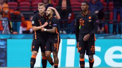 Hollanda güle oynaya son 16 turuna yükseldi!
