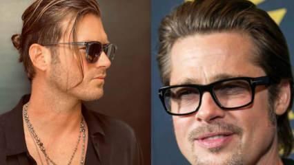 Kıvanç Tatlıtuğ'un yeni imajı olay oldu: Yerli Brad Pitt yorumları yağdı...