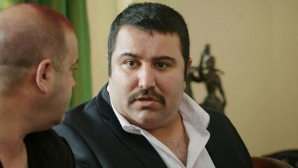 Kolpaçino'nun Galerici Şahin'i Serkan Şengül kilolarına isyan etti!
