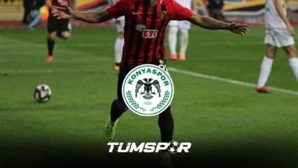 Konyaspor'un eski oyuncusu yeşil beyazlı formaya yakın... 23 Haziran Konyaspor transfer haberleri!