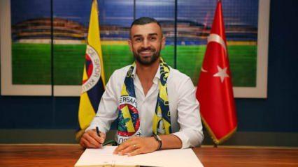 """Serdar: """"Fenerbahçe Türkiye'nin Bayern Münih'i"""""""