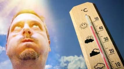 Sıcak havalarda kalp krizi riski daha fazla!